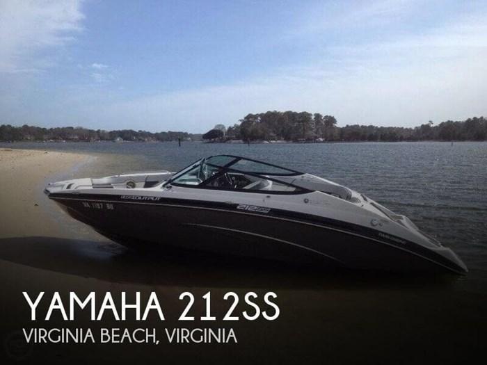 2013 Yamaha 212SS Photo 1 of 20