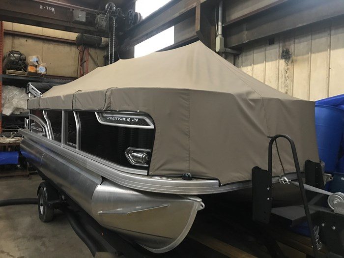 2019 Princecraft Sportfisher 21-2S LE Photo 4 of 9