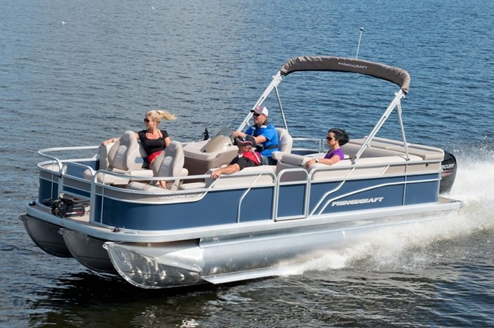 2019 Princecraft Sportfisher 21-2S LE Photo 8 of 9