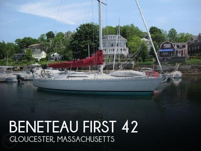 1985 Beneteau First 42 Photo 1 of 20