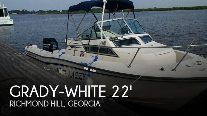 1992 Grady-White Seafarer 226 Photo 1 of 20