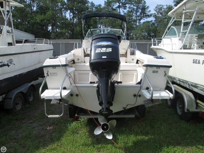 1992 Grady-White Seafarer 226 Photo 9 of 20