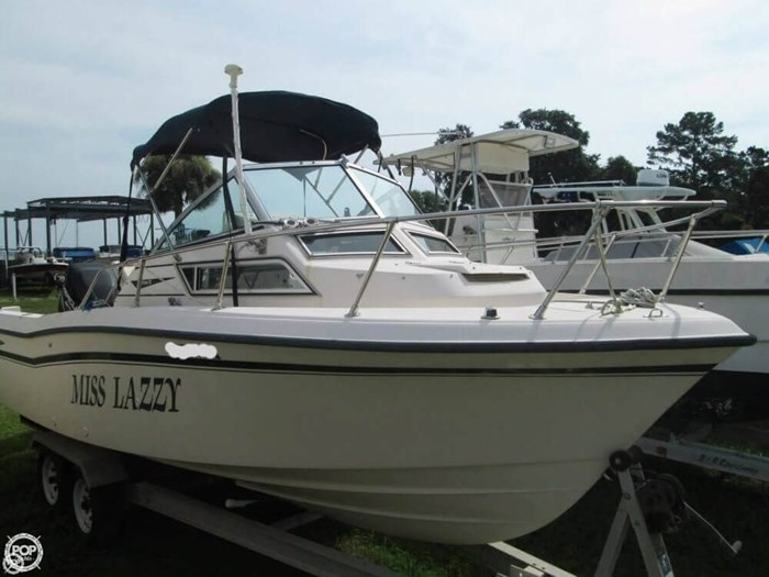 1992 Grady-White Seafarer 226 Photo 3 of 20