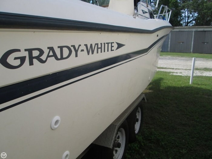 1992 Grady-White Seafarer 226 Photo 17 of 20
