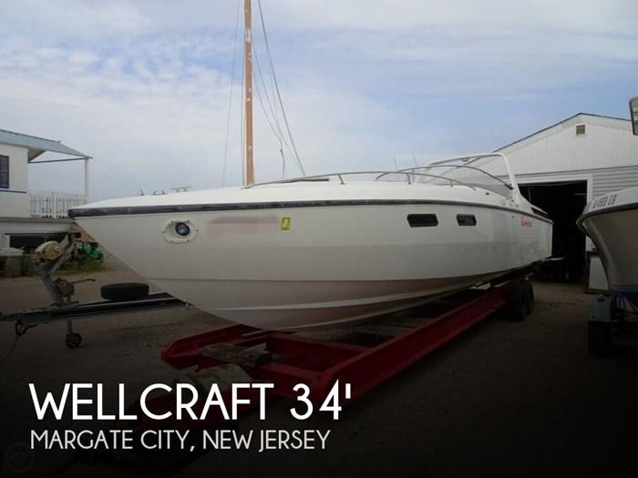 1984 Wellcraft 34 SCARAB III Photo 1 of 20