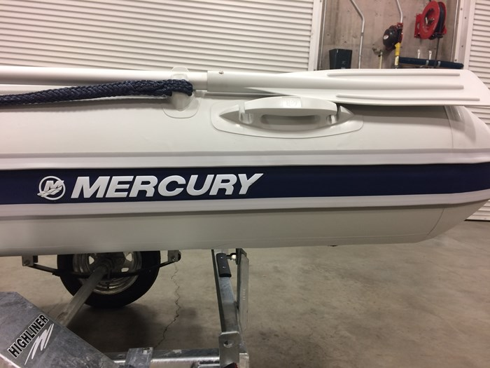 2017 Mercury Inflatables 300 Dynamic - RIB - Photo 8 of 11