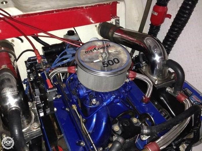 1998 Donzi 33ZX Daytona Photo 9 of 20