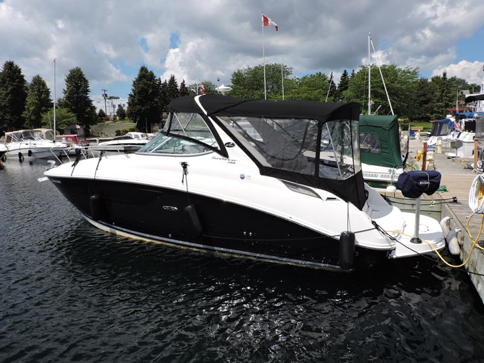 2014 Sea Ray 280 Sundancer Photo 1 of 50