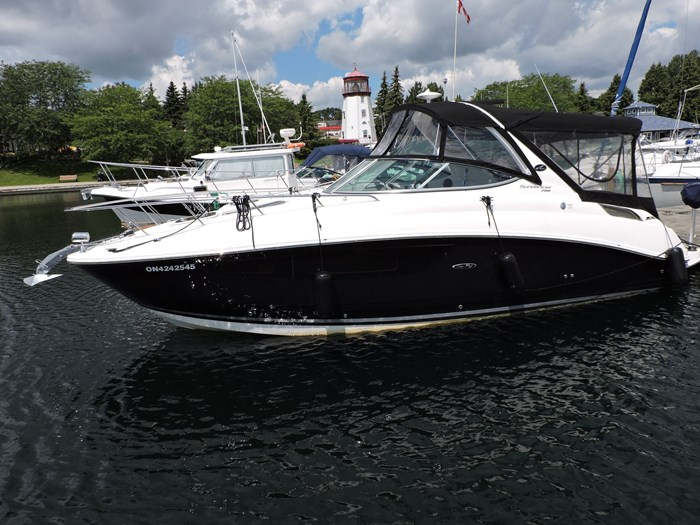 2014 Sea Ray 280 Sundancer Photo 2 of 50