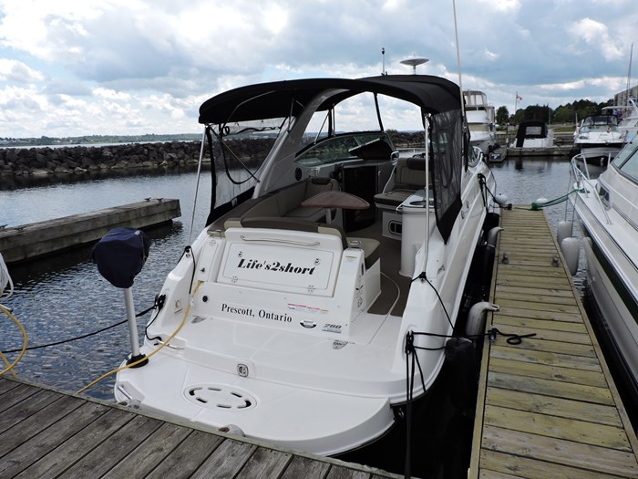2014 Sea Ray 280 Sundancer Photo 5 of 50