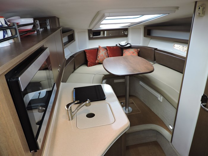 2014 Sea Ray 280 Sundancer Photo 21 of 50
