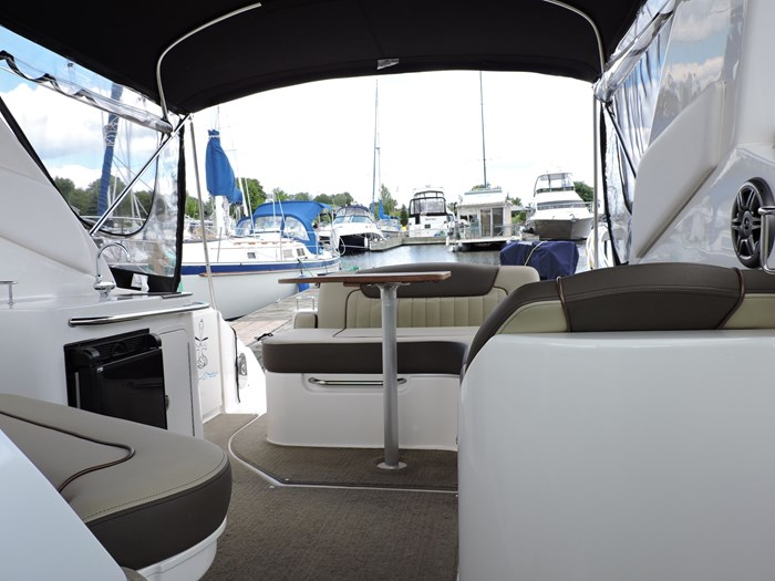 2014 Sea Ray 280 Sundancer Photo 41 of 50