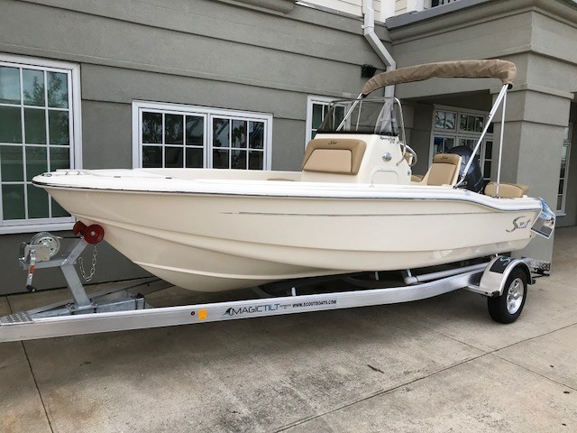 2018 Scout 175 Sport Fish Photo 1 of 5