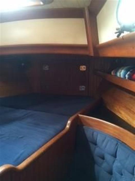1985 Hans Christian Center Cockpit 48T Hull #5 Photo 11 of 18