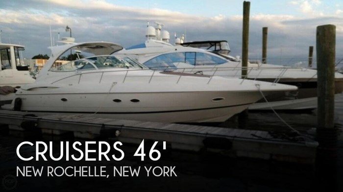 2003 Cruisers Yachts 4370 Express Photo 1 sur 20