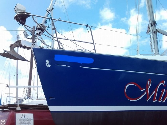 2000 Beneteau Oceanis 36 CC Photo 5 sur 20