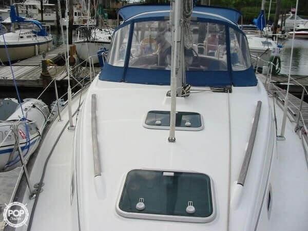 2000 Beneteau Oceanis 36 CC Photo 12 sur 20