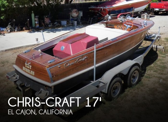 1947 Chris-Craft 17 Deluxe Runabaout Photo 1 of 20