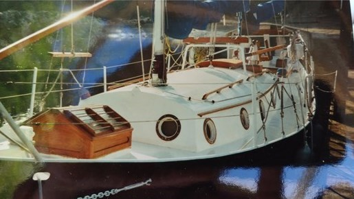 1972 Fehr & Sons Sail Craft Steel Ketch Photo 1 of 25