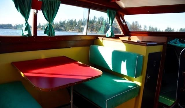 1952 Chris-Craft Super Deluxe Enclosed Photo 29 of 48
