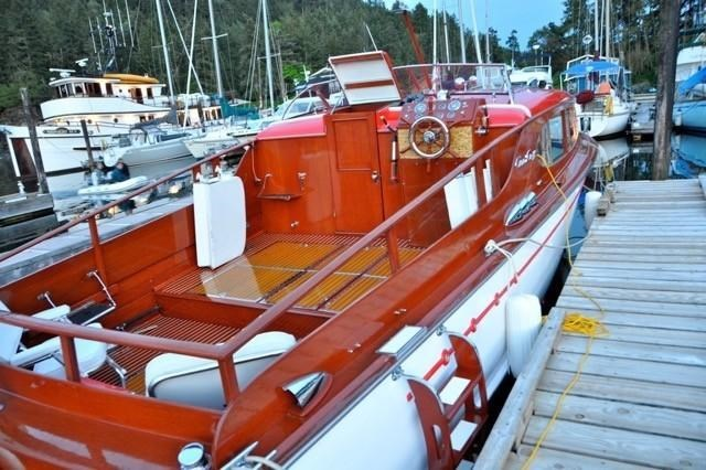 1952 Chris-Craft Super Deluxe Enclosed Photo 33 of 48
