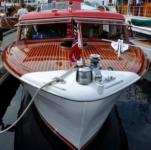 1952 Chris-Craft Super Deluxe Enclosed Photo 37 of 48