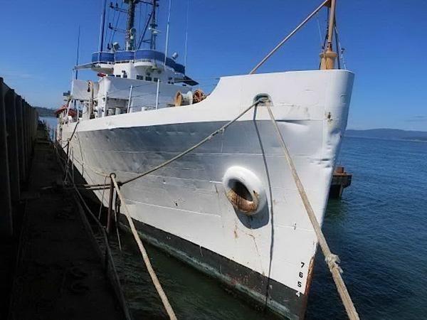 1943 Coast Guard Cutter - Ex, Steel Hull Photo 3 sur 44