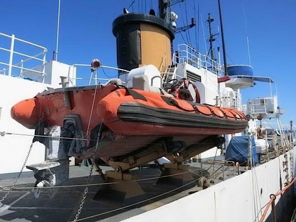 1943 Coast Guard Cutter - Ex, Steel Hull Photo 14 sur 44