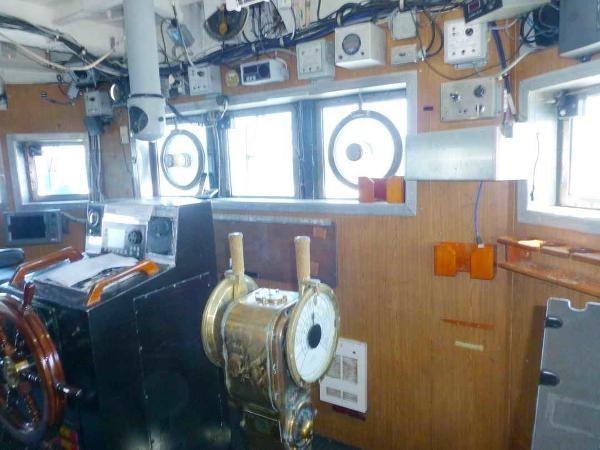 1943 Coast Guard Cutter - Ex, Steel Hull Photo 16 sur 44