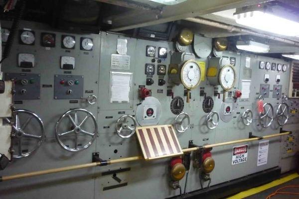 1943 Coast Guard Cutter - Ex, Steel Hull Photo 31 sur 44