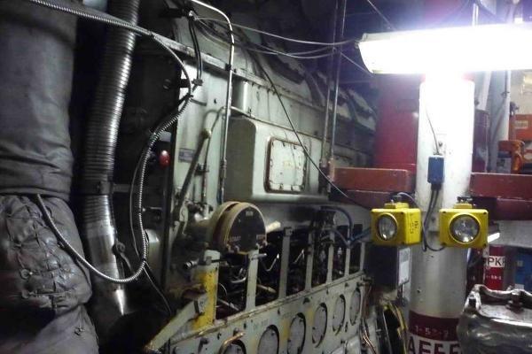 1943 Coast Guard Cutter - Ex, Steel Hull Photo 35 sur 44