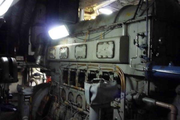 1943 Coast Guard Cutter - Ex, Steel Hull Photo 36 sur 44
