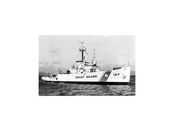 1943 Coast Guard Cutter - Ex, Steel Hull Photo 42 sur 44