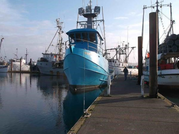 1951 Commercial Troller, Longline, Tuna, Crab Photo 1 of 6