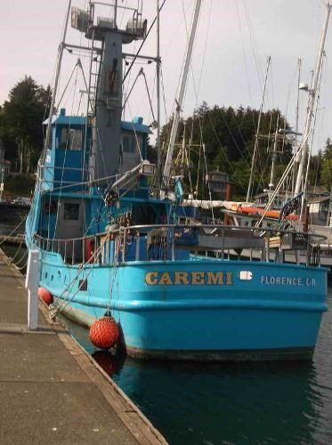 1951 Commercial Troller, Longline, Tuna, Crab Photo 3 of 6
