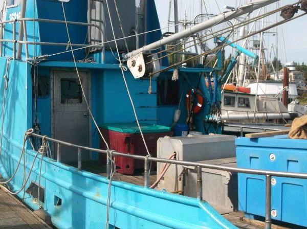 1951 Commercial Troller, Longline, Tuna, Crab Photo 4 of 6