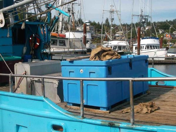 1951 Commercial Troller, Longline, Tuna, Crab Photo 6 of 6