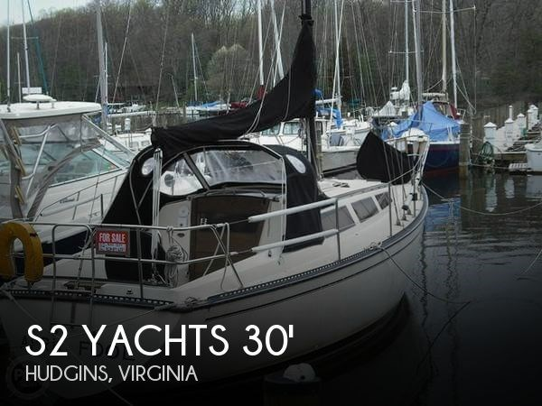 1981 S2 Yachts 9.2 Meter A Photo 1 of 20