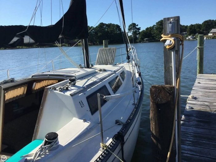 1981 S2 Yachts 9.2 Meter A Photo 8 of 20