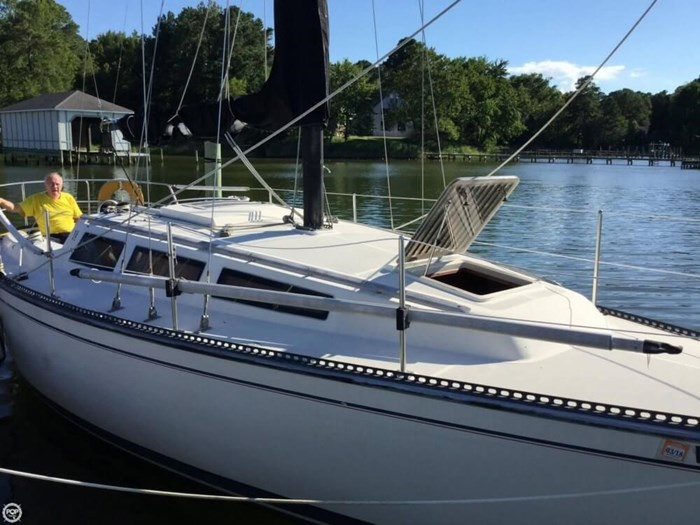 1981 S2 Yachts 9.2 Meter A Photo 13 of 20