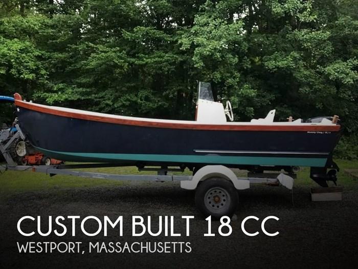 2007 Custom Built 18 CC Photo 1 sur 20