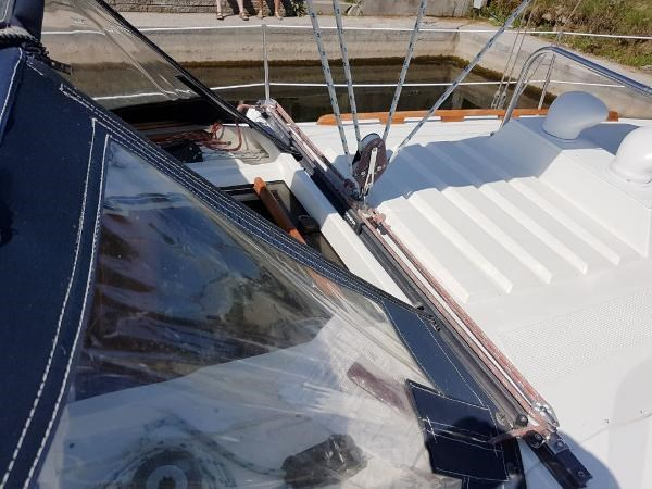 1984 Hunter 34 Sloop Photo 5 sur 29