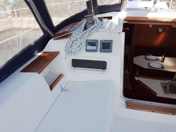 1984 Hunter 34 Sloop Photo 9 sur 29