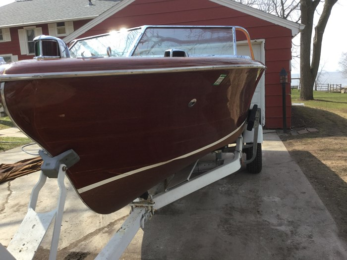 1956 Chris-Craft Continental Photo 5 of 7