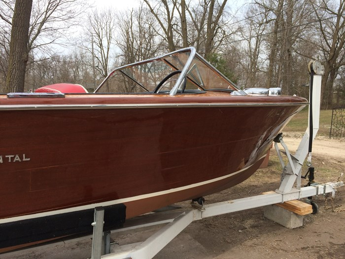 1956 Chris-Craft Continental Photo 7 of 7