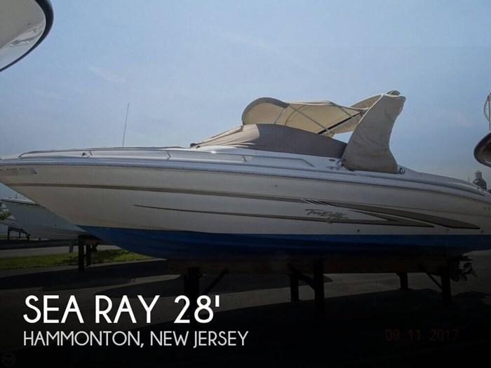 1997 Sea Ray 280 Bow Rider Photo 1 of 20