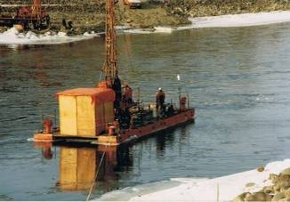 1996 4 Section-Pontoon Sectional Barge Motivated Seller - Make on OFFER Photo 2 of 8