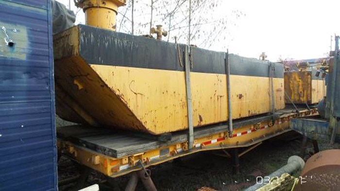 1996 4 Section-Pontoon Sectional Barge Motivated Seller - Make on OFFER Photo 8 of 8