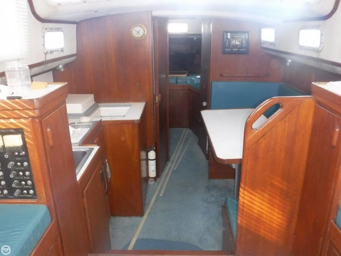 1966 Seafarer Bahama 35 MS Photo 18 of 20