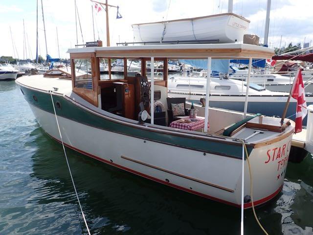 1987 Express Yachts Scout 30 - Photo 3 sur 26